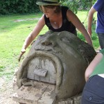 Kate Edwards gives tips on building your cob oven